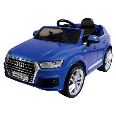 Kid Motorz Audi Q7 6V - Blue