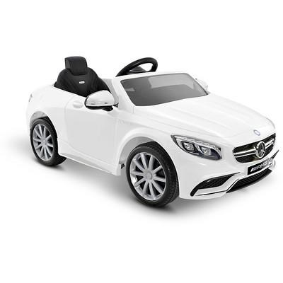 Kid Motorz 6V Mercedes-Benz S63 - White