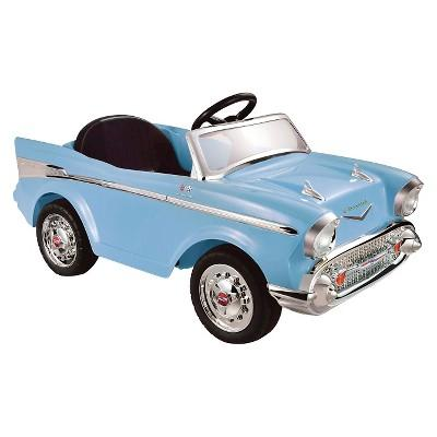 Kid Motorz 12V Chevrolet Bel Air - Blue