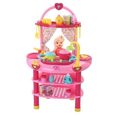 Baby Alive Cook N Care Set
