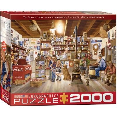 Eurographics The General Store Puzzle 2000pc