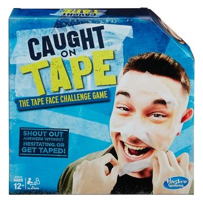 Caught on Tape Board Game