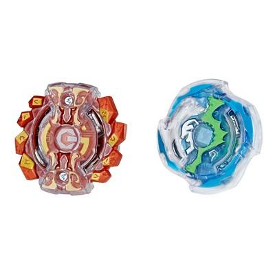 Beyblade Burst Evolution Dual Pack Gaianon G2 vs. Doomscizor