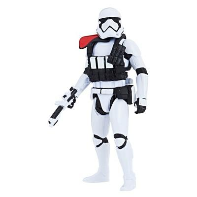 Star Wars First Order Stormtrooper Force Link 2.0 Action Figure