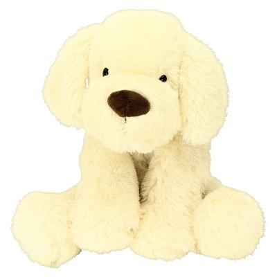 Sweet Sprouts Plush Dog - Ivory