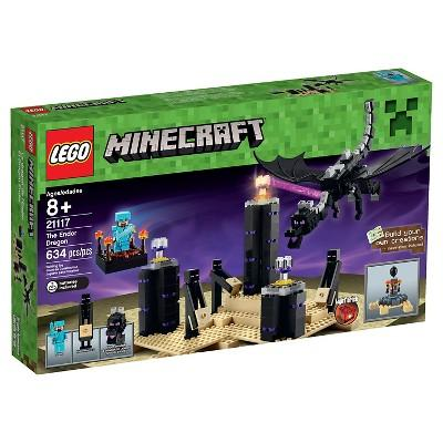 LEGO® Minecraft Creative Adventures The Ender Dragon 21117