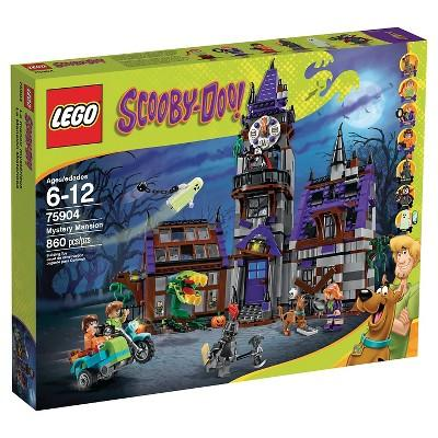 LEGO® Scooby-Doo Mystery Mansion 75904