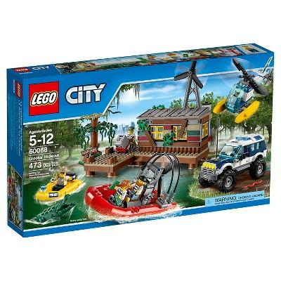 Lego® City Police Crooks' Hideout 60068