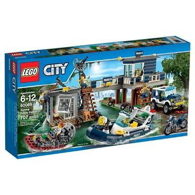 LEGO® City Police Swamp Police Station 60069