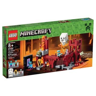 LEGO® Minecraft Nether Fortress 21122