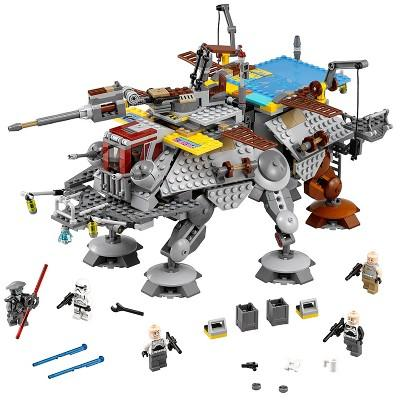 LEGO® Star Wars™ Captain Rex's AT-TE™ 75157