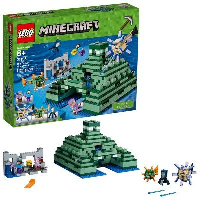 LEGO® Minecraft The Ocean Monument 21136