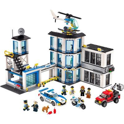 LEGO® City Police Police Station 60141