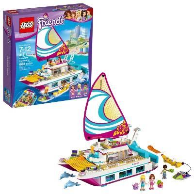 LEGO® Friends Sunshine Catamaran 41317