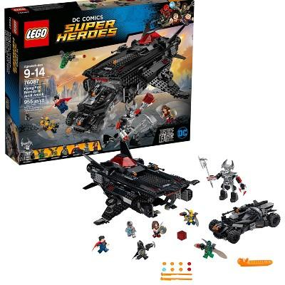LEGO® DC Comics® Justice League Super Heroes Flying Fox: Batmobile Airlift Attack 76087