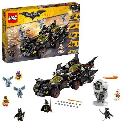 LEGO® Batman Movie The Ultimate Batmobile 70917