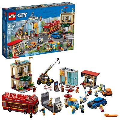 LEGO City Town Capital City 60200