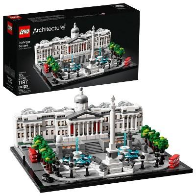 LEGO Architecture Trafalgar Square 21045 Model Set for Adults and Kids, Architecture Gift 1197pc