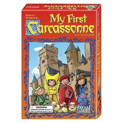 My First Carcassonne Strategy Board Game