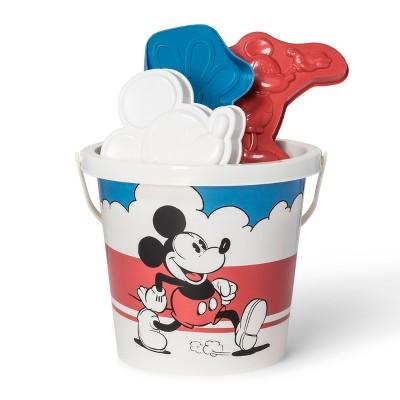 Junk Food Mickey Mouse Sand Bucket
