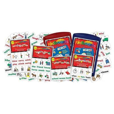 Barker Creek KidBoards Magnets - PCS Activity Set