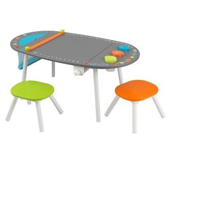 KidKraft® Chalkboard Art Table with Stools
