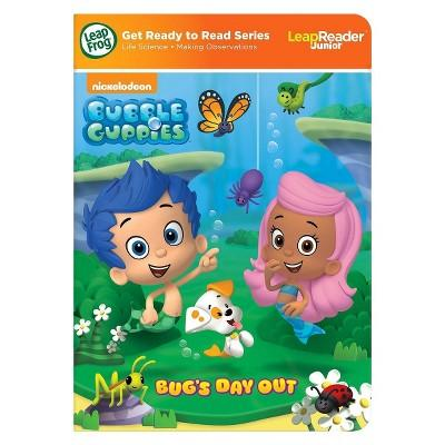 LeapFrog LeapReader Junior Book: Nickelodeon Bubble Guppies