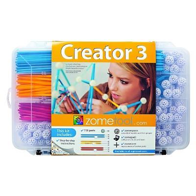 ZomeTool Creator 3 Construction Set