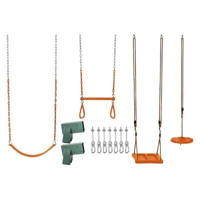 Swingan DIY Swing Set Kit - Orange