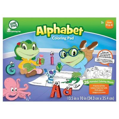 LeapFrog® Alphabet Coloring Pad