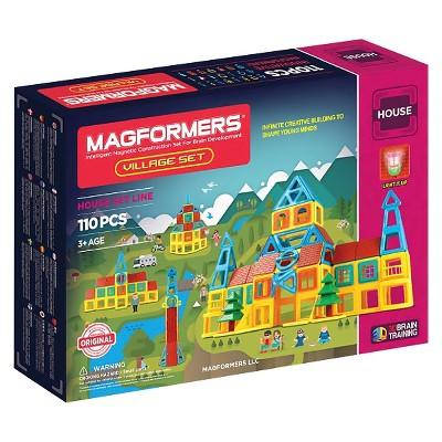 Magformers Village 110 PC Set