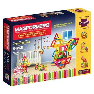 Magformers My First 54 PC Set
