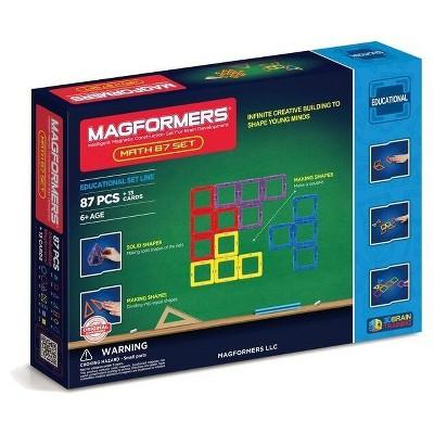 Magformers Math 87 PC Set