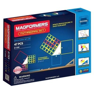 Magformers Pythagoras 47 PC Set