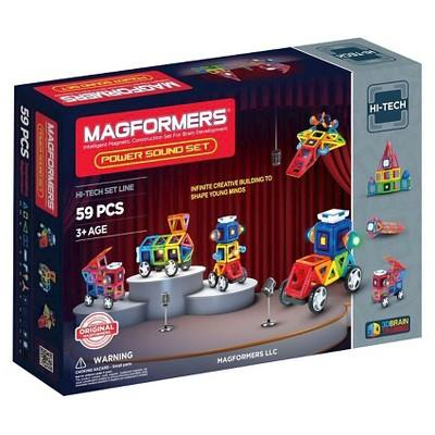 Magformers Power Sound 59 PC set