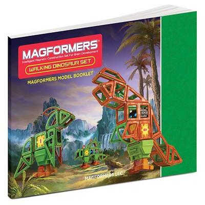 Magformers Walking Dinosaur 81 PC Set