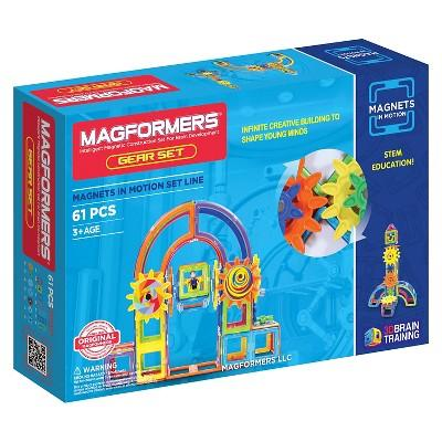 Magformers Magnets in Motion - 61Pc
