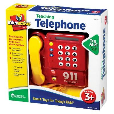 Learning Resources Pretend & Play Teaching Telephone