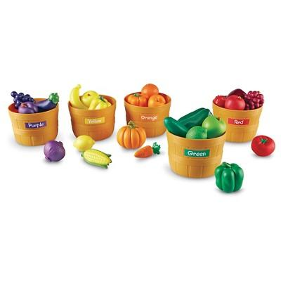 Learning Resources® Farmers Market Sorting Set