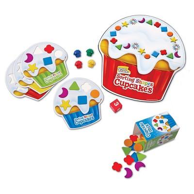 Learning Resources Sorting Shapes Cupcakes Game