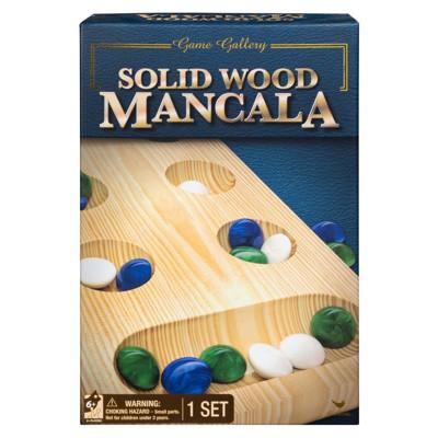 Game Gallery Solid Wood Mancala