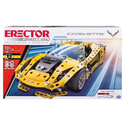 Meccano Sport Car - Corvette