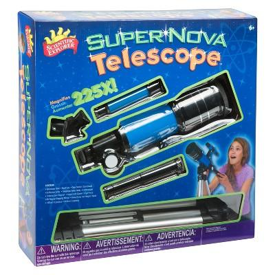 Scientific Explorer Super Nova Telescope