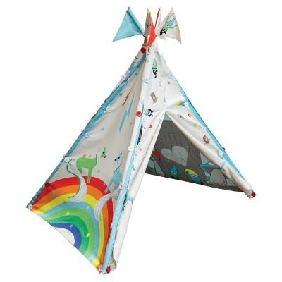 Pacific Play Magical Land Reversible Teepee Tents