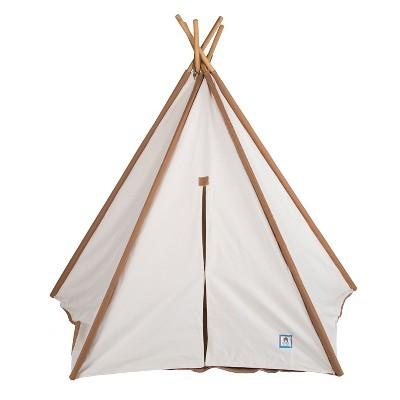 Pacific Play Tents Authentic Cotton Canvas Teepee