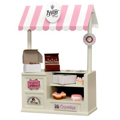 The Queen's Treasures® Doll Complete Bakery Shop