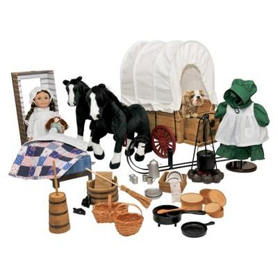 The Queen's Treasures® Little House on the Prairie 18