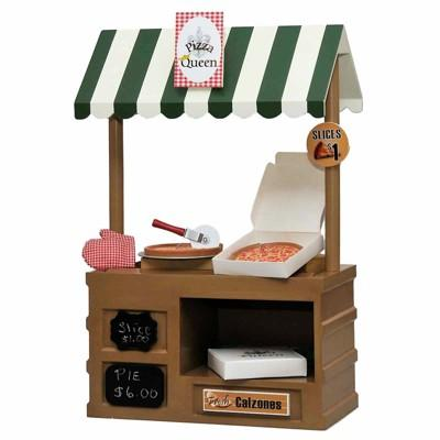 The Queen's Treasures® Doll Pizza Shop & Accessory Set