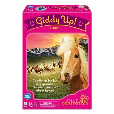 Our Generation Giddy Up! Game