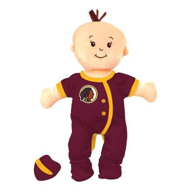 NFL Washington Redskins Wee Baby Stella Doll